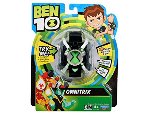 Ben 10 Basic Omnitrix (Rust Bucket)