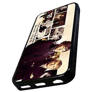 iPhone Case, Sherlock Cell Phone Case (iPhone 5C (Black) WANGJING JINDA