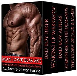 Man Love Box Set by [Sneere, C.J., Foxlee, Leigh]