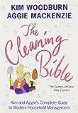 The Cleaning Bible, Kim Woodburn and Aggie MacKenzie, 0141027002