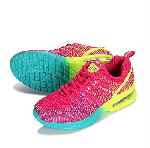 有害ピービッシュ無力スポーツシューズ ランニングシューズ スニーカー レディース ジョギングシューズ 運動靴 軽量 防水 通学靴 ジム 運動 靴 カジュアル クッション性