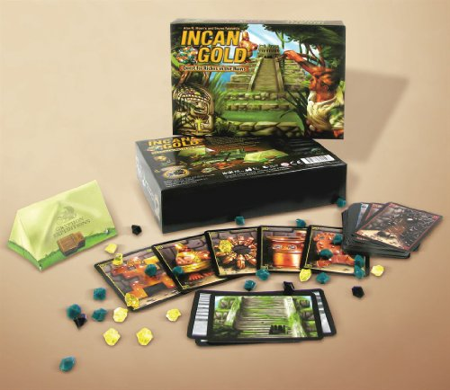 Image result for incan gold board game