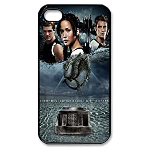 iphone covers Steve-Brady Phone case Movie The Hunger Games For Iphone 5 5s case cover Pattern-9