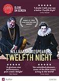 stephen fry dvd - Twelfth Night - Shakespeare's Globe Theatre On Screen (2 DVD Set)