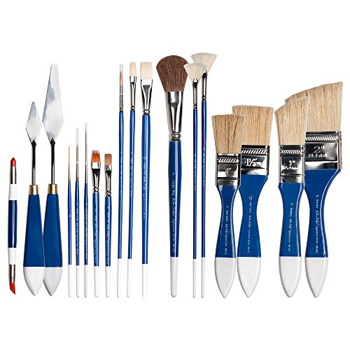 Wilson Bickford Signature Series - Superior Brush and Tool Set