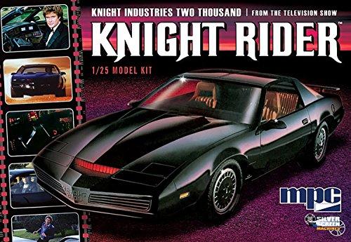 C.P.M. MPC MPC806 1:15 Scale Knight Rider 1982 Pontiac Firebird Model Kit, Multi (Trans Am Model Kit)