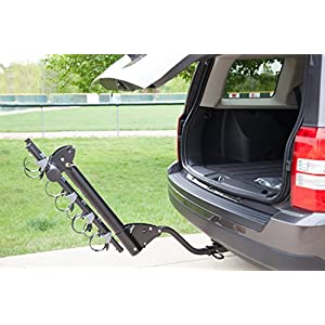 Schwinn 4-Bike Hitch Mount Rack