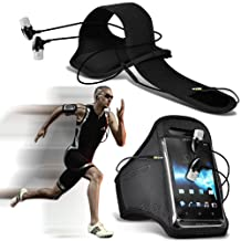 Fone-Case Samsung Galaxy S5 Active Case Brand New Sports Armbands Running Bike Cycling Gym Jogging Ridding Arm Band Case Cover Various Colours To Choose From