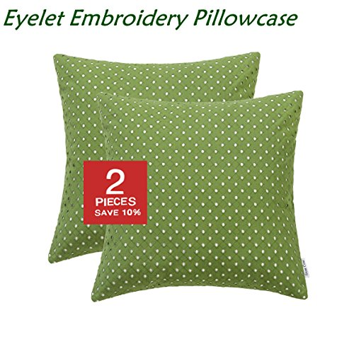 Embroidery Decorative Pillow - 5