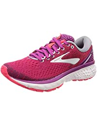 Women's Ghost 11 Aster/Diva Pink/Silver 6 B US