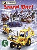 Snow Day: John Deere Giant Lift-the-Flap Book