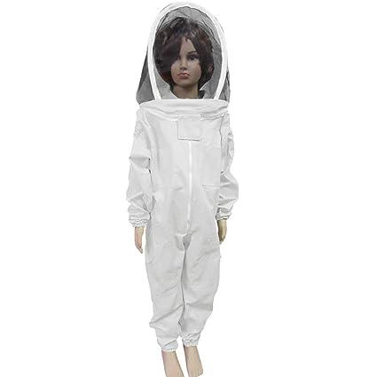Amazon.com: TINTON LIFE - Traje de apicultura para niños con ...