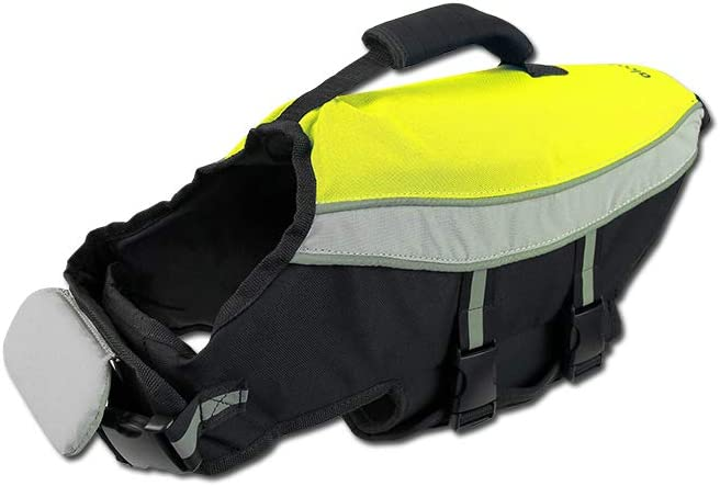 Alcott Mariner Life Jacket with Reflective Accents /& Support Handle