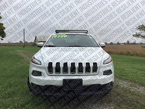 Amazon jeep cherokee kl 42 curved led light bar brackets amazon jeep cherokee kl 42 curved led light bar brackets mount mounts trailhawk latitude dobinson automotive mozeypictures Choice Image