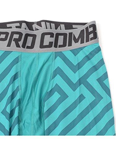Nike Sb Ftm 5 Pocket Pant - Pantalón para hombre Emerald (309) / Black/Grey/White/Emerald