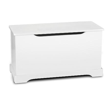 Jungle Animals Toy Storage Box Seat with Storage Space for Toys Childrens Storage Bench XL Child Chest Bench Motif