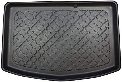 Mdm Kofferraumwanne Yaris Iii Hybrid Ab 01 2015 Kofferraummatten Passgenaue Mit Antirutsch Passend Für Vertiefte Ladeflaeche Cod 6857 Auto