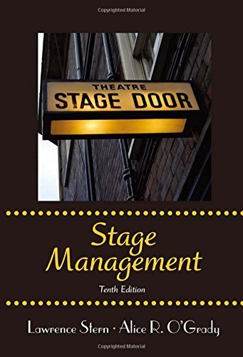 Read Online By Lawrence Stern - Stage Management (10th Edition) (2012-09-17) [Paperback] pdf epub