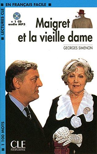 Maigret Et La Vieille Dame Niveau 2 Lecture Cle En