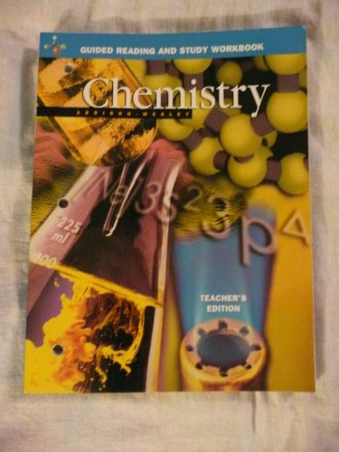 Guided Reading and Study Workbook Teachers Edition Chemistry