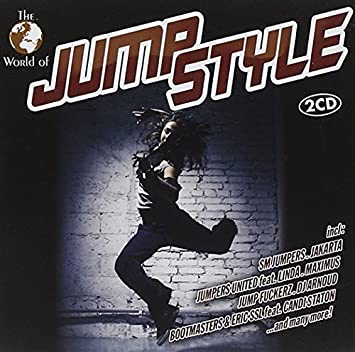 cd jumpstyle 2010