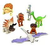 The Good Dinosaur Figures Toys Set (3cm - 6cm) 7 Pcs