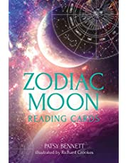Zodiac Moon Reading Cards: Celestial guidance at your fingertips