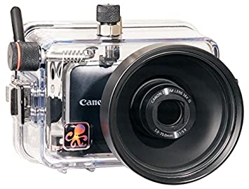 Ikelite Underwater Camera Housing, Clear (614821)