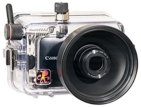 Ikelite 6148.21 Carcasa submarina para cámara: Amazon.es: Electrónica
