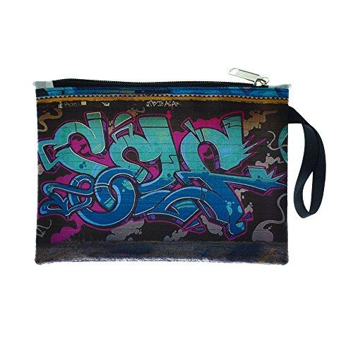 Graffiti street art Clutch Bag Pouch Graffiti Street Hip Hop CHAKSHOP 340 Street Clutch