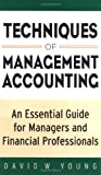 Techniques of Management Accounting 9780071384865