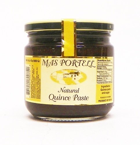 Natural Quince Paste (Best Quince Paste Recipe)