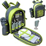 VivoCountry 4 Person Picnic Carry On...