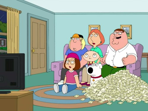 Family Guy Sneak Peek  Season 10