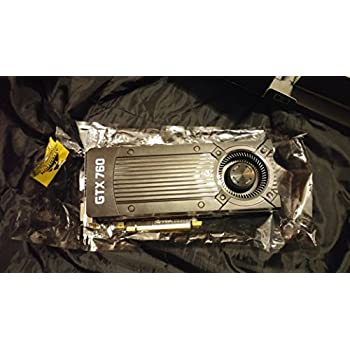 Amazon.com: NVIDIA GeForce GTX 760 2 GB Tarjeta Gráfica PCI ...