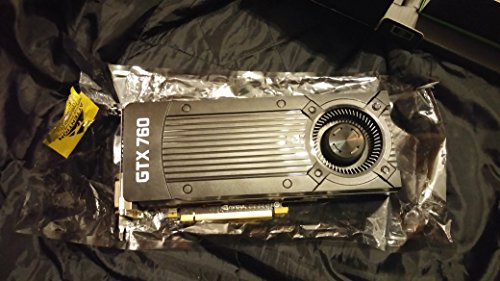 Nvidia Geforce Gtx 760 2gb PCI Express Graphics Card (Gtx 760 Nvidia 2gb)