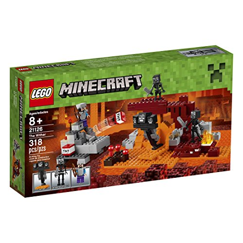 Aeropost com Bahamas - LEGO Minecraft The Wither 21126