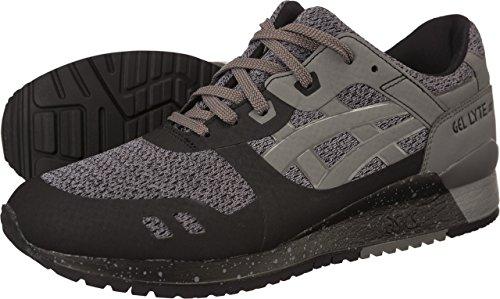 III Lyte Sneakers Black Men Asics Gel 37 Size NS Gray tZfPqxx