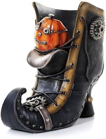 Yankee Candle Steam Punkin Boot Jar Holder