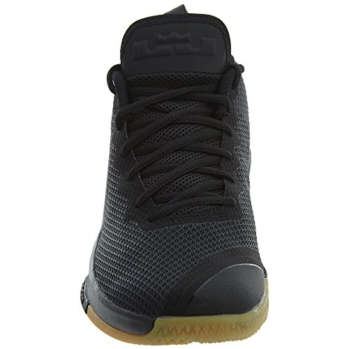 Ii Multicolour Gum Light Witness Black Fitness NIKE 020 Lebron Shoes Men s Bq11RA