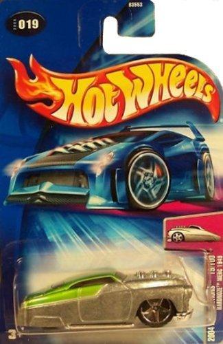 2004 Hot Wheels First Editions Hardnoze Merc 1949 #19