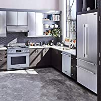Amazon.com: yenhome aspecto de acero inoxidable lavaplatos ...