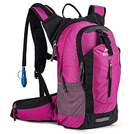 RUPUMPACK Insulated Hydration Backpack Pack with 2.5L...