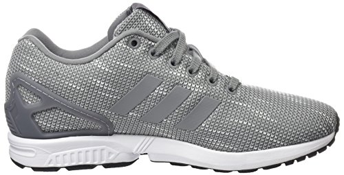 Corsa White Grey F17 Two adidas Two Grey Ftwr Uomo da Multicolore F17 Scarpe ZX Flux avxqw6IT