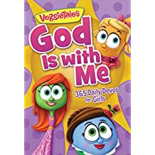 God Is with Me: 365 Daily Devos for Girls