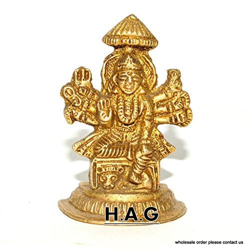 Nautical Gift Decor Antique Finish Maa Kali Statue for sale  Delivered anywhere in Canada
