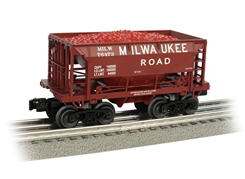 70-Ton Ore Car - Milwaukee Road - O ()