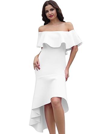 Vestidos de fiesta de prendas de vestir de Adyce Bandage-Dress mujer sexy sirena elegante