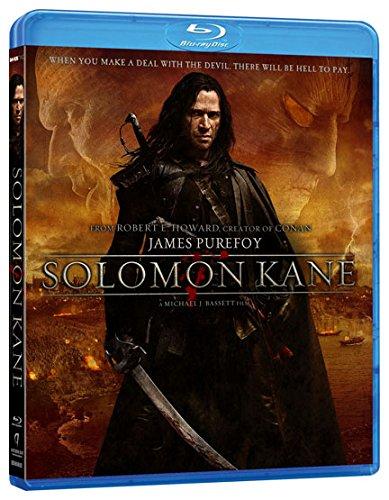 Blu-ray : Solomon Kane (Blu-ray)
