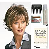 Bundle - 5 items: Boost by Raquel Welch Wig, 15 Page Christy's Wigs Q & A Booklet, Wig Shampoo, Wig Cap & Wide Tooth Comb (Color Selected: ) Color Selected: SS1488
